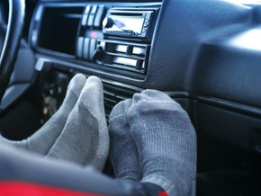 What's the history behind car heaters?