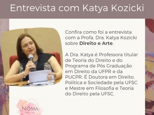 Entrevista com Katya Kozicki