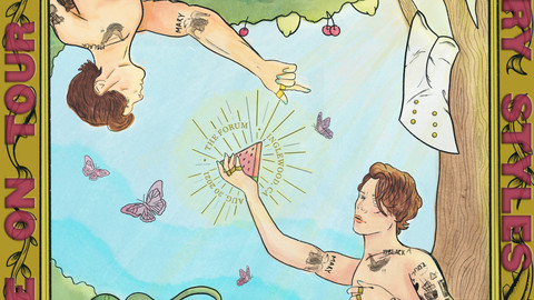 Harry Styles: Love on Tour 2021