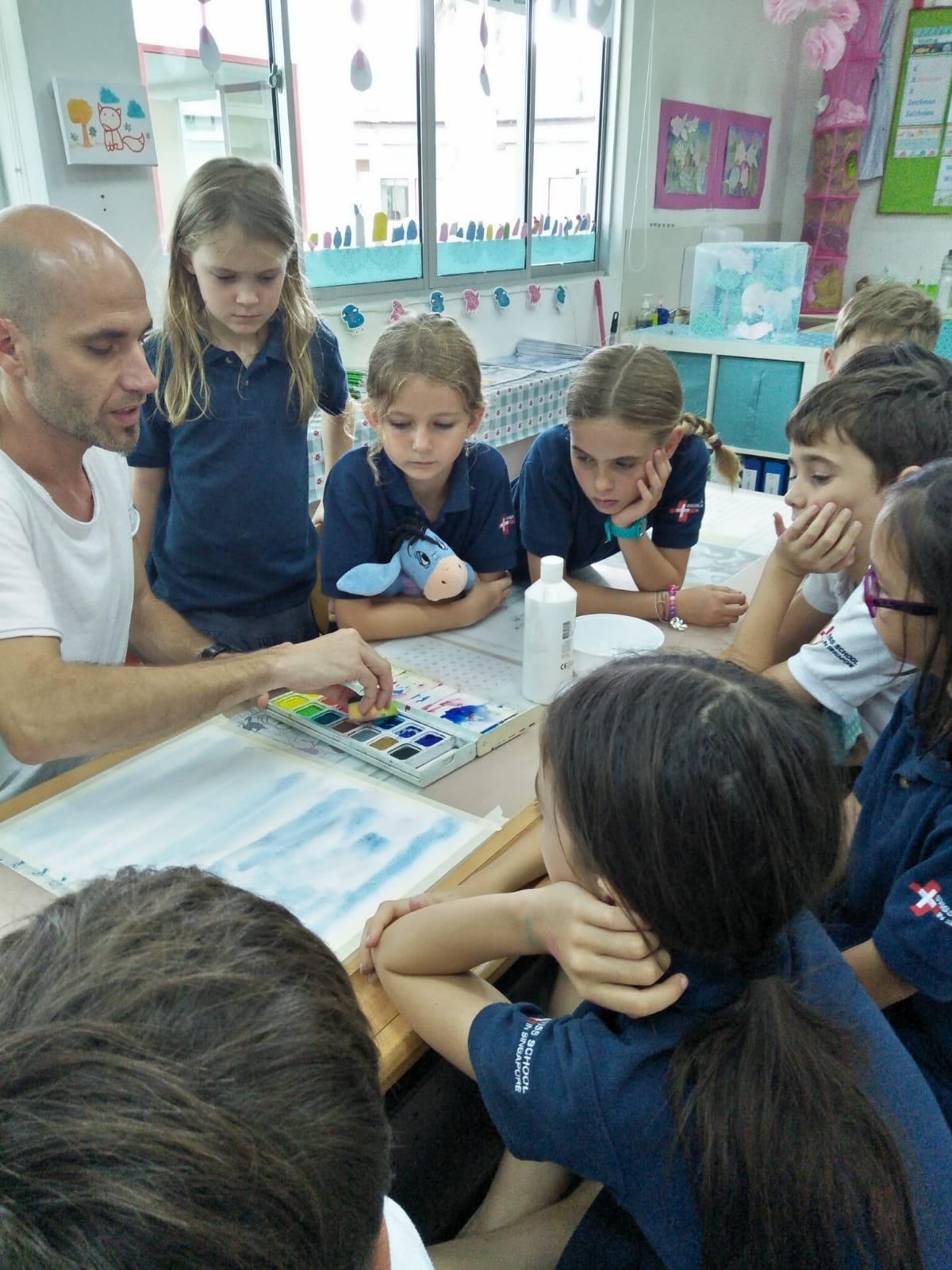 Raphael Oldani - Schule