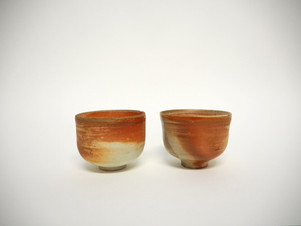 Wood fired cups