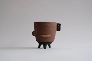 alienated plant pot