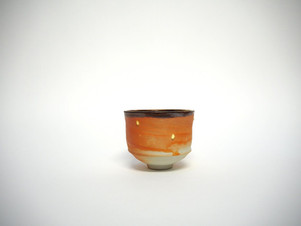 Wood fired cup