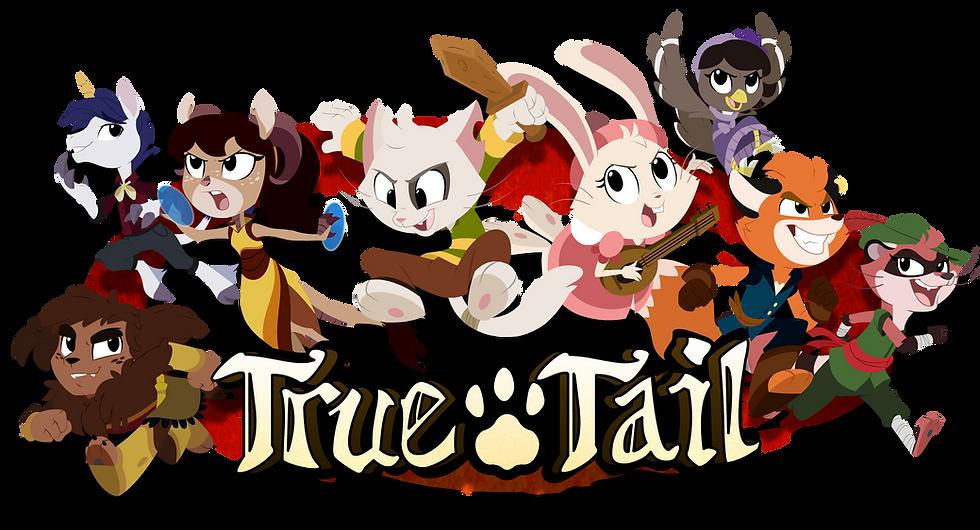 True Tail Banner