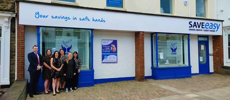 Credit Union celebrates one year anniversary at new premises.