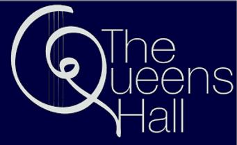Queens Hall, Narberth logo