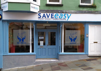 SAVEeasy Haverfordwest Outside