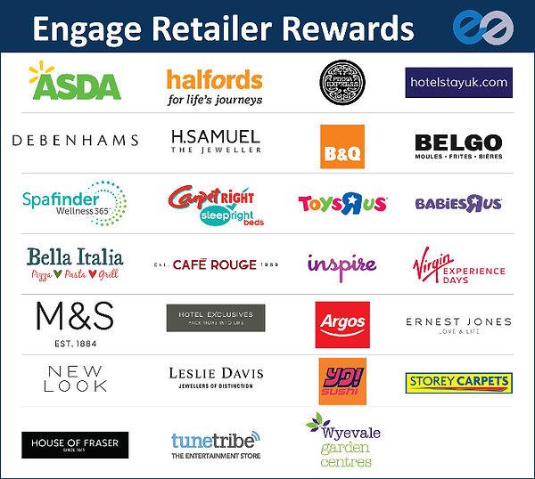 Engage Retailer Rewards