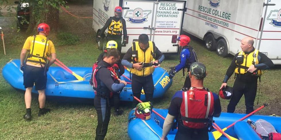 Swift Water Rescue II  (July 23-25, 2021)