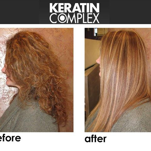 Keratin Complex Keratin Smoothing Treatments take away 80% of frizz while giving your hair more strength, shine, elasticity and health. Keratin protects your hair and locks in the proteins and molecules that you want to keep in your hair. Contact Michael Brandon Styling in Greenville, NC today to find out more about Keratin Complex Keratin Smoothing Treatments.
