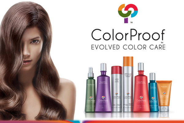 Michael Brandon Styling uses Coloroproof Evolved Color Care for Hair Styling  Products. Hair Salon Services including Haircuts, Hair Color, Highlights, Hair Styling, Ombre, Balayage, Keratin and Waxing.
