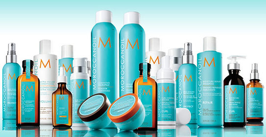 Michael Brandon Styling Salon near ECU campus in Greenville carries Moroccan Oil Hairspray, Moroccan Oil Treatment Oil, Moroccan Oil Masque, Moroccan Oil Mousse and Moroccan Oil Styling Products.