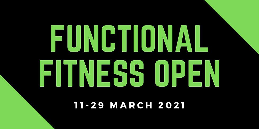Functional Fitness Open