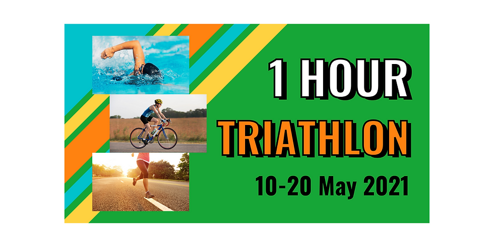 1 Hour Triathlon