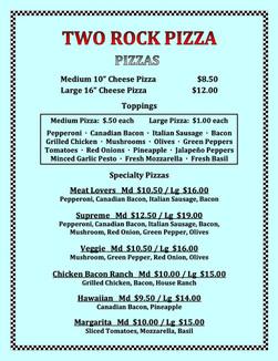 Two Rock Pizza New Menu Feb 2020 All BOL