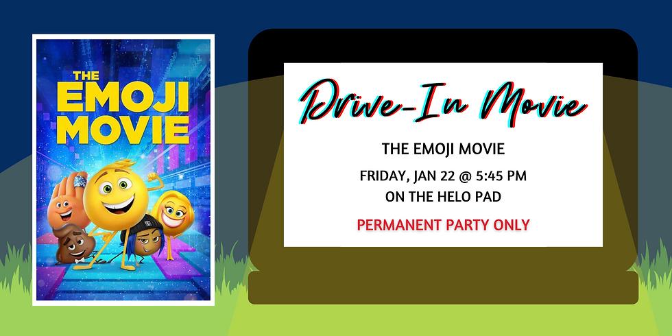 Drive-In Movies: The Emoji Movie