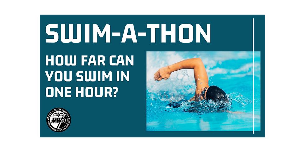 May Swim-A-Thon
