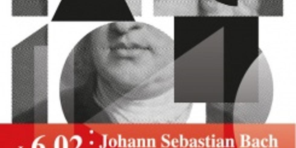 Bach in D: Irina Zahharenkova - klaver Kammerorkester ME103