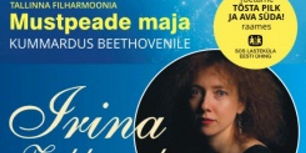 KUMMARDUS BEETHOVENILE: IRINA ZAHHARENKOVA