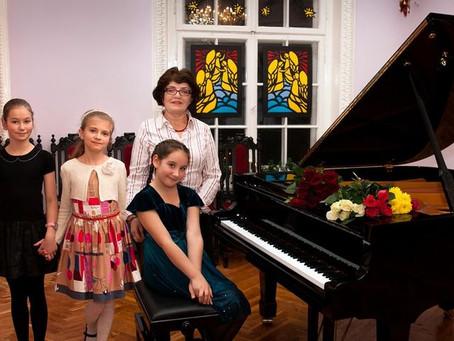 2020. aasta Bruno Luki ja noore klaveriõpetaja preemia laureaadid