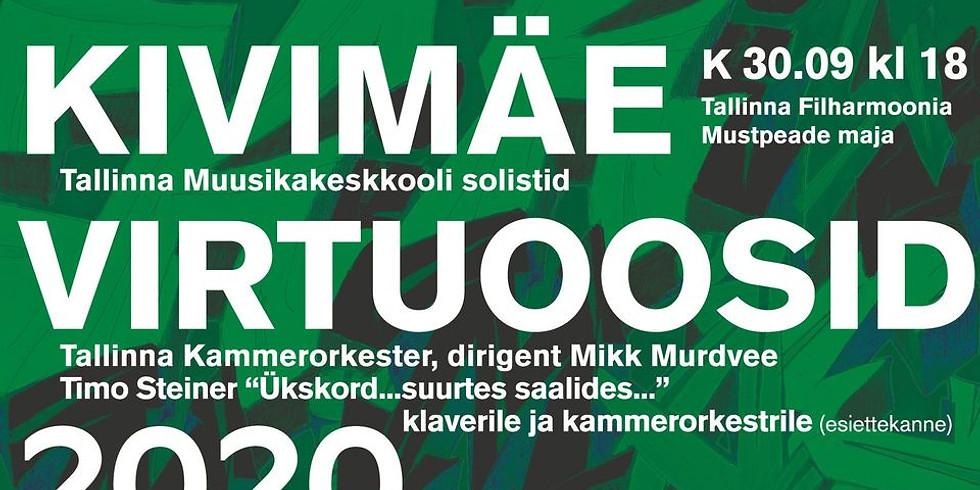 Kivimäe virtuoosid  - TKO ja TMKK solistide kontsert