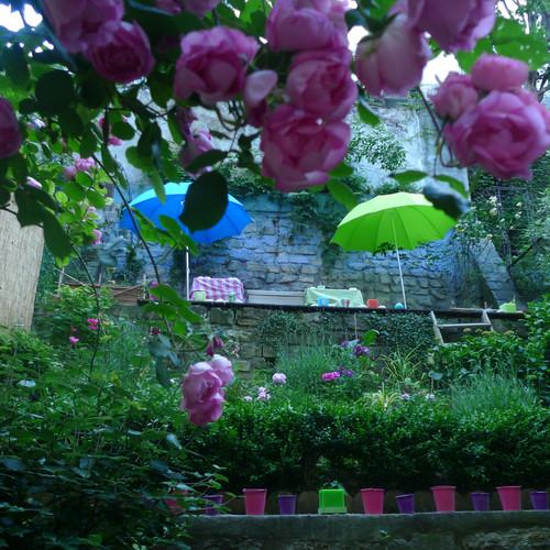 Event au jardin - Sacré-Cœur Studio