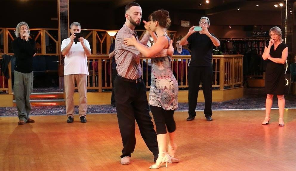 Cours de Tango veronica toumanova 3