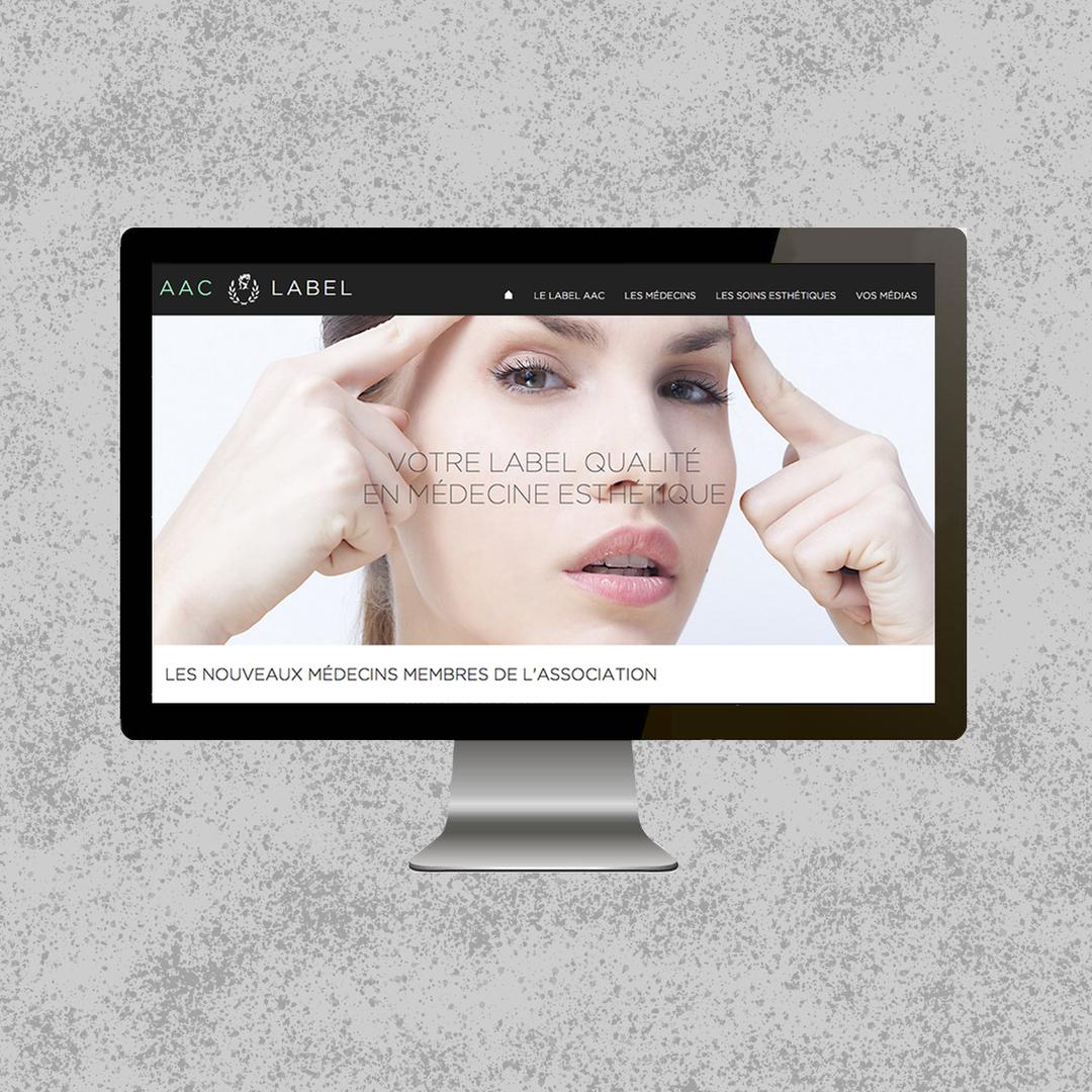 Déclinaison de pages web