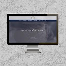 Site web La Ferme de la Tremblaye