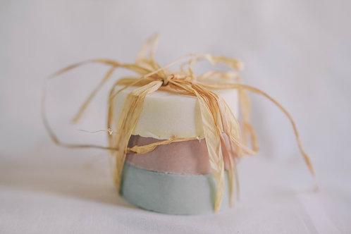 Organic Soap and Facial Clay Bars