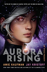 Aurora Rising Book Cover