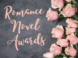 2021 Winners of the Romance Novel Awards