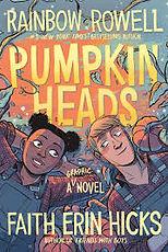 Pumpkinheads Book Cover