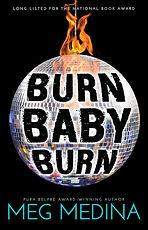 Burn Baby Burn Book Cover