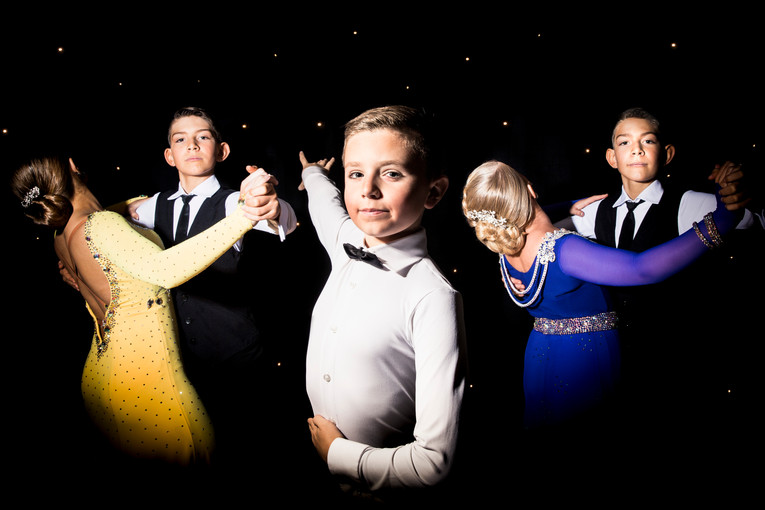 First Cut: The Ballroom Boys / C4 / Shine TV