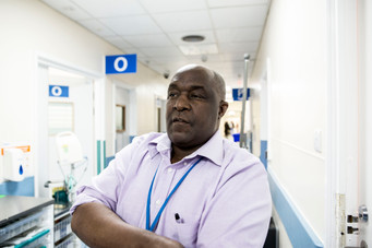 The Hospital / BBC 2 / Label One