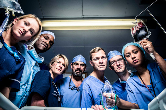 The Hospital S1 / BBC2 / Label One