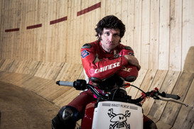 Guy Martin Wall Of Death / C4 / North One
