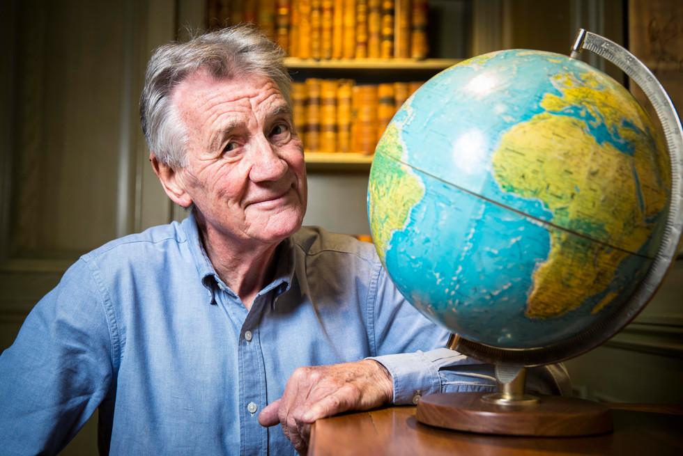 /// Michael Palins Travels of a Lifetime /// BBC 2