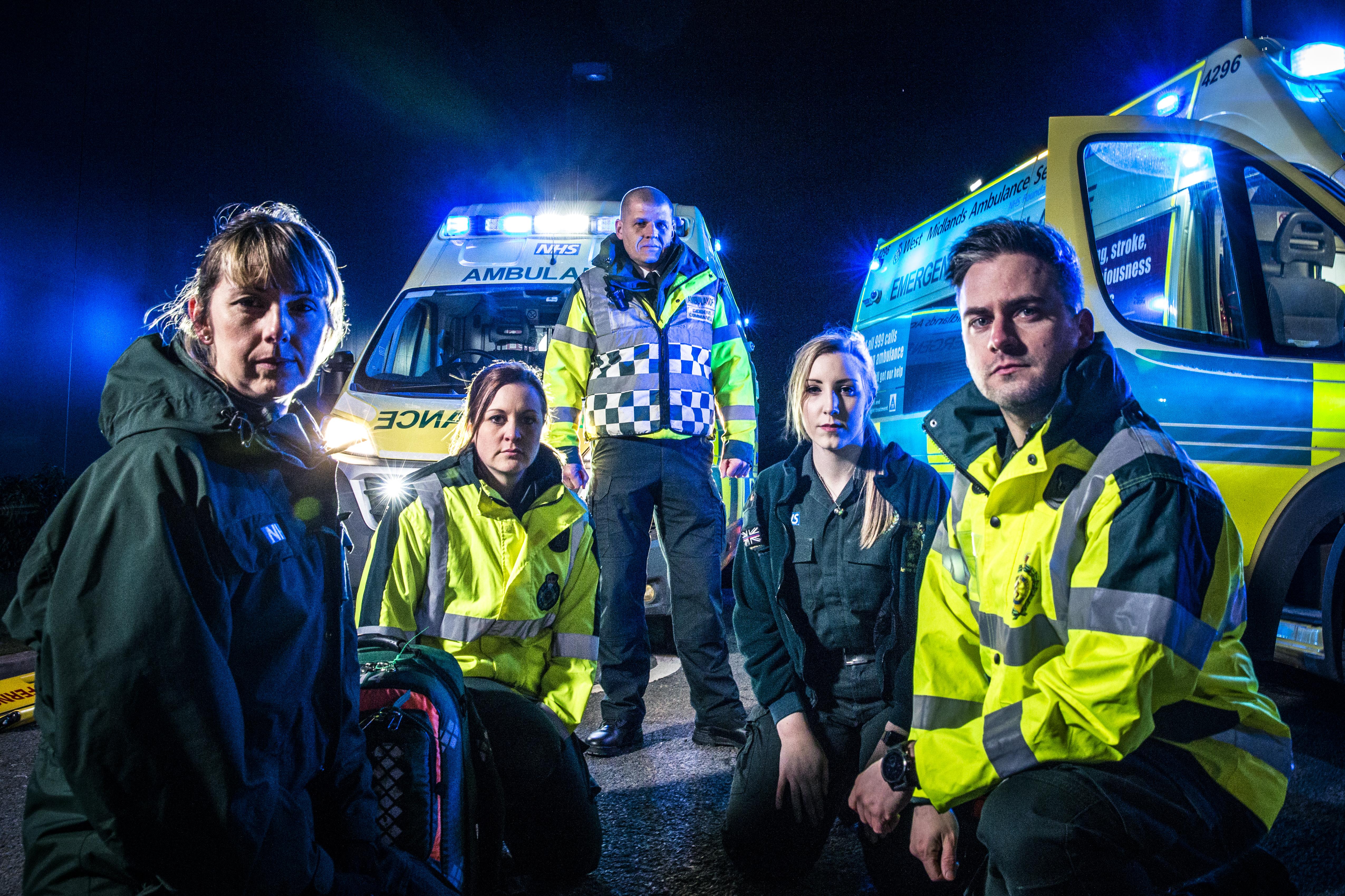 Ambulance BBC1
