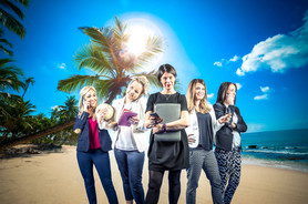 The Millionares' Holiday Club / BBC2 / Plum Pictures