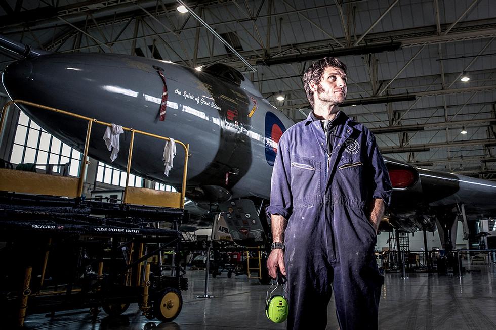 Guy Martin Vulcan Bomber / C4 / North One