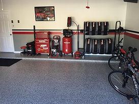 Gallant Garage Epoxy Flooring Tanks Gran