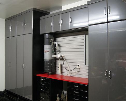 Gallant Garage Storage and cabinets metal