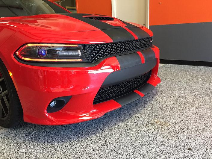 Gallant Garage Epoxy Coatings Mustang.JP