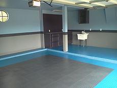 Gallant Garage Interlock Black and Blue