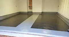 Gallant Garage Interlock Flooring Black