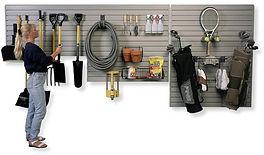 Gallant Garage Cabinets and storage Slat
