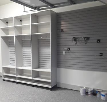 Gallant Garage Cabinets and Storage Clea