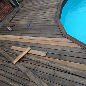 Rideout Road Decking Replacement
